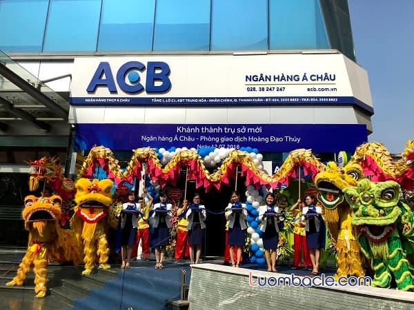 ACB là ngân hàng gì - Tìm hiểu về ACB