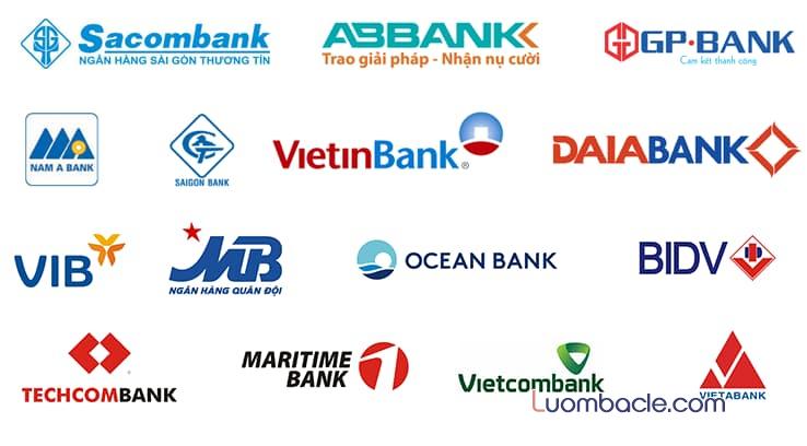 Danh sách tất cả các ngân hàng ở Việt Nam hiện nay