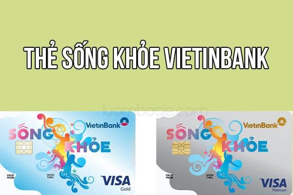 Thẻ ghi nợ Sống khỏe