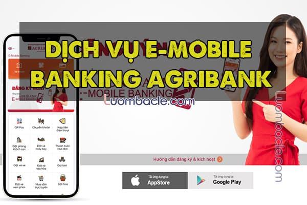 E-Mobile Banking Agribank là gì